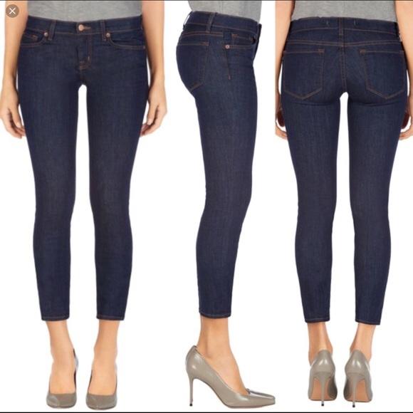 87fc6aa190ad J Brand Denim - J Brand Capri Pure Skinny Jeans